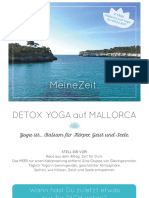 Yoga Retreat auf Mallorca!