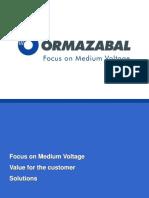 Ormazabal MV