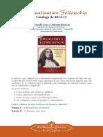 Catálogo Livros _yogananda e Daya Mata
