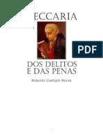 (1764) Cesare Beccaria - Dos delitos e das penas.pdf