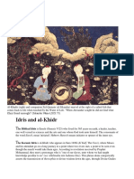 Idris and al-Khidr