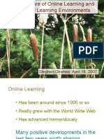 The Future of Online Learning and Personal Learning Environments 2553
