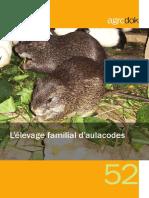 L'Élevage Familial d'Aulacodes - AgroDok