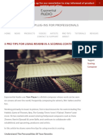 5 Pro Tips for Using Reverb in a Scoring Context — Exponential Audio - Plug-Ins