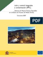 BREF Metalurgia Férrea (Versión en Castellano)-C03C59D3B1D143E3