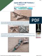 MiG 21Iraq