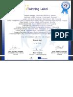 Etw Certificate 130217 El