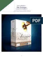Trumpet UserÔs Guide v. 2.52.pdf