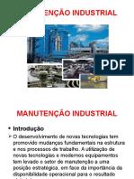 92633386 Apresentacao de Manutencao Industrial
