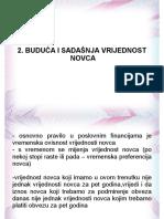 2.Sadasnja i Buduca Vrijednost Novca- 16.10