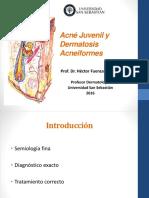 2 Acné y Dermatosis Acneiformes USS 2016