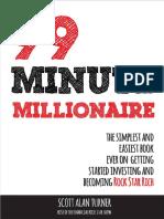 99 Minute Millionaire_ the Simp - Scott Alan Turner
