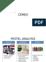 CEMEX Global Strategy