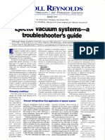 Ejector Vaccum Systems