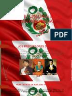 Los Precursore Del Peru