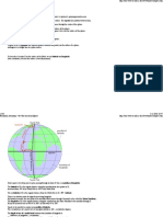 Positional Astronomy_ _br_The Terrestrial Sphere