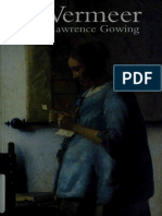Vermeer by Lawrence Gowing Art