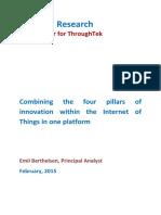 White Paper ThroughTek 2015