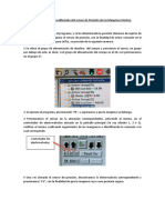 Metodologia Para Calibracion Del Sensor de Posicion de Las Maquinas Vinston