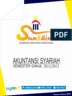 Sunshine Aksyar UTS SP 20112012