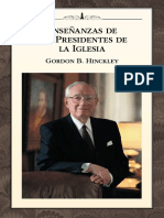 2017 01 00 Teachings of Presidents of the Church Gordon b Hinckley Spa