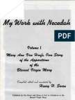 Henry Swan MY WORK WITH NECEDAH Volume I for My God and My Country Inc 1959 Second Printing 1977