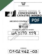 Gatito 119