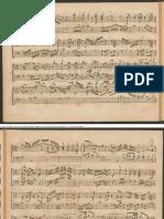 Harpsichord Sonata in A minor (Nichelmann, Christoph)