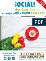 107 Coaching Questions to Engage and Delight on Social Media
