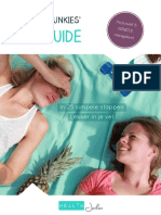 E Book Health Junkies Fit Guide