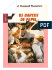 Os Barcos de Papel - Jose Maviael Monteiro