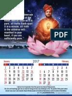 Vihe 2017 Calendar-1
