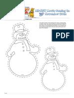 Snowman TreeOrnaments