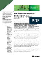 2015 Configmgr Implementation Tcs
