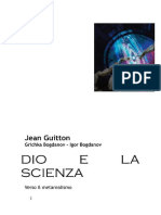 Dio e La Scienza - Jean Guitton