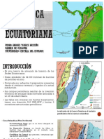 Cuenca Oriente Ecuatoriana