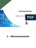 1 Macroeconomia - Notas de Aula
