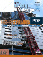 Plumbing and System Design