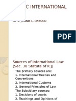 International Law Pressentations1