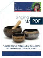 Singing Bowl Report