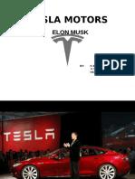 Tesla Motors Main