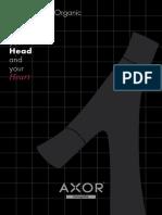 AXor _organic_en Bathroom Guide Floor Plan