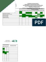 Calendario de actividades.xls