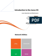11 Junos Os Intro m11 Operation Maintenance Slides