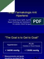 Terapi Hipertensi Pak Ye
