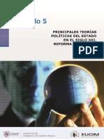 5 Las Principales Teorías Políticas Del Estado en El Siglo 21