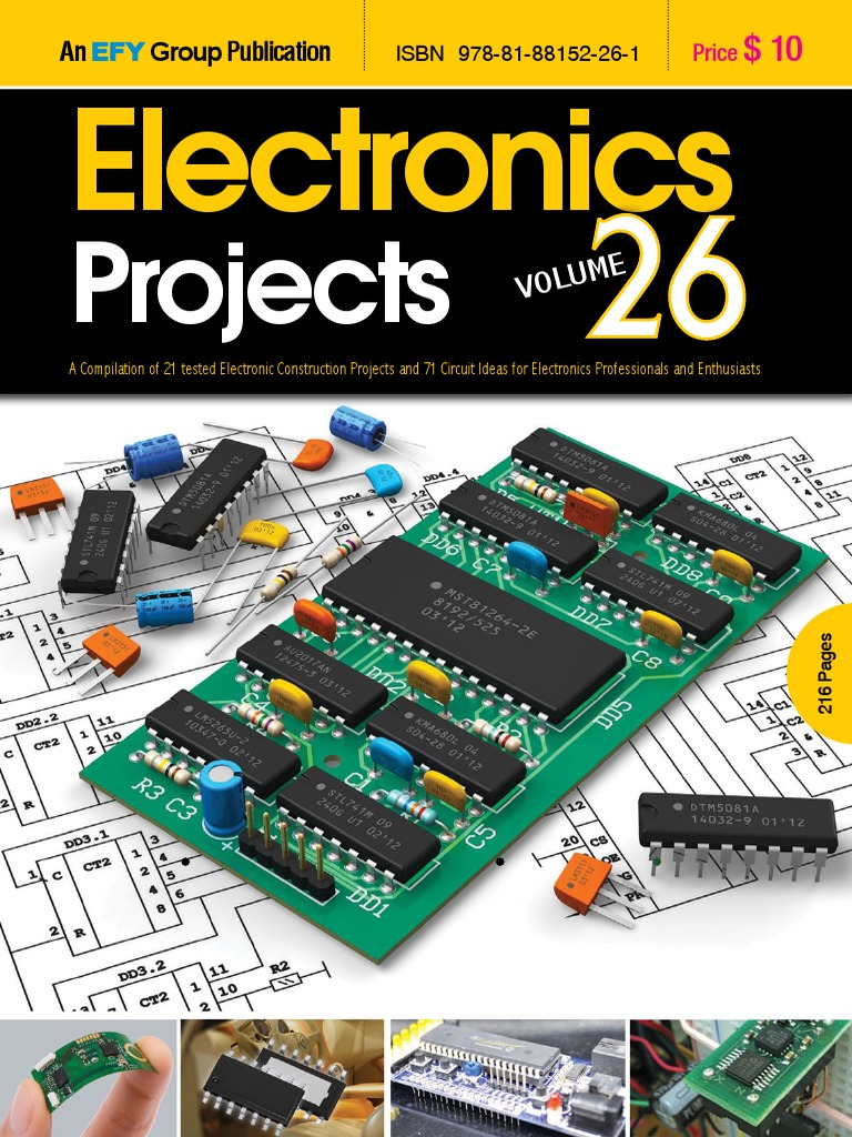 Electronics Projects - 2013 11.pdf | Microcontroller | Areas Of ...