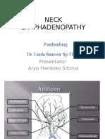 Cervical Lymphadenopathy