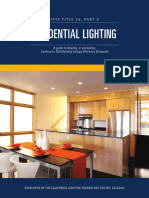 2014 Residential Lighting Manual