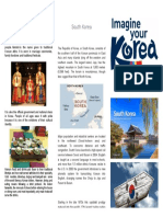 Brochure Korea 1